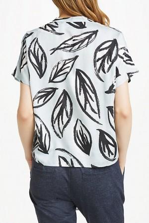 Espalda de la blusa Armel de Nümph
