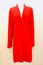 Abrigo rojo de Art Love