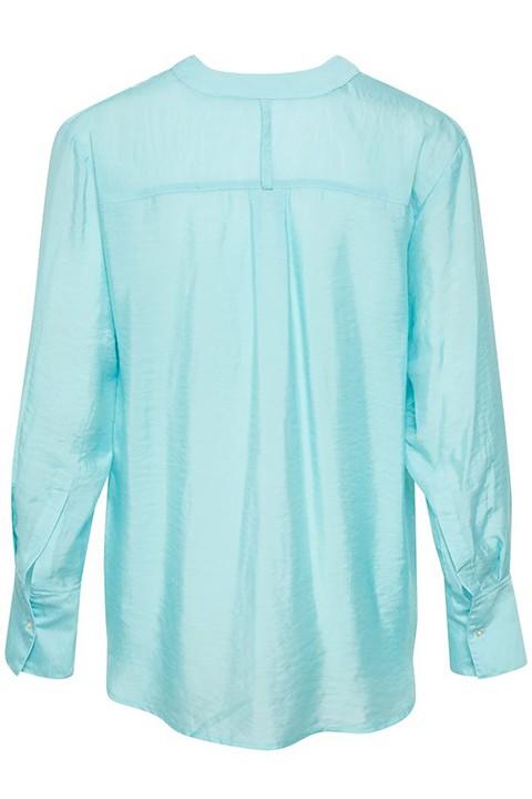 Blusa turquesa Valora de Soaked.