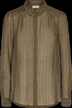 Camisa verde oliva Liti de Free|quent
