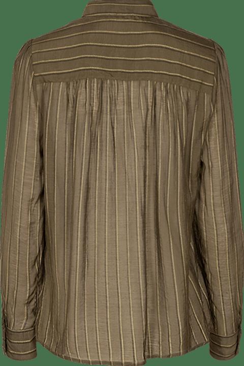 Camisa de Freequent, vista por la espalda.