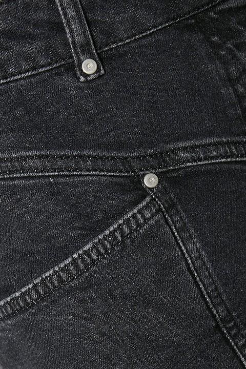 Detalle de los bolsillos.