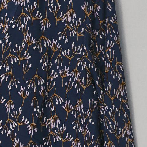 Detalle de la blusa Riben de Peppercorn.