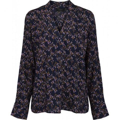 Blusa estampada Riben de Peppercorn.