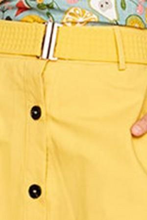 Detalle de la falda Cereza Smile.
