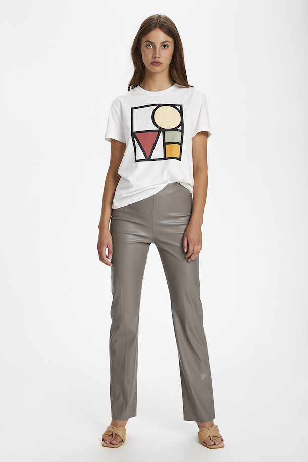 Camiseta dibujos geométricos. Soaked