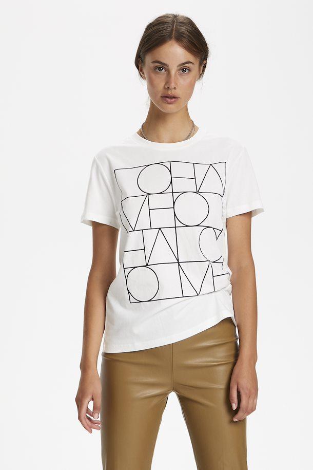 Camiseta blanca -slanneke- soaked.