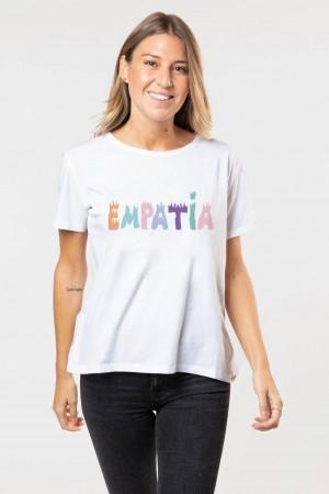 Camiseta empatía. Dear tee.2