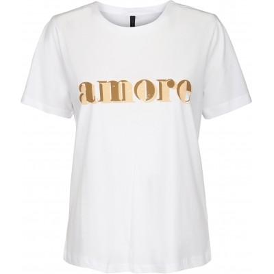 camiseta amore. Peppercorn.