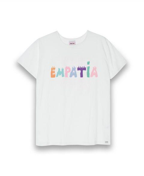 camiseta empatía. Dear tee