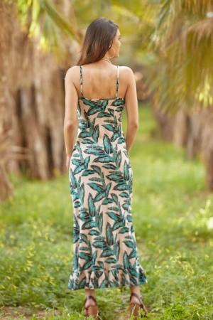 espalda vestido Guadalupe. Love Piropo.