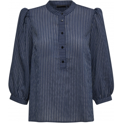 blusa Lissi Peppercorn.