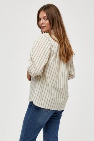 Espalda camisa Louisa Peppercorn.