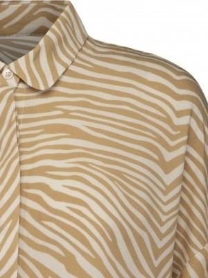 detalle camisa Nima Peppercorn.