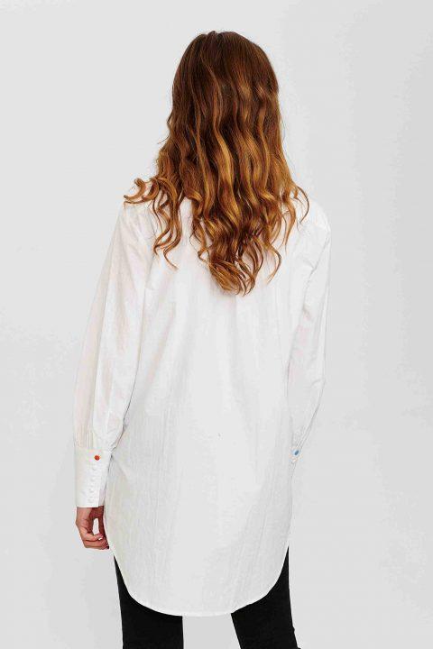 Espalda camisa Nuchantara Nümph
