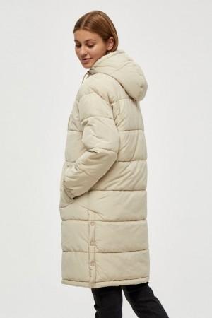 Lateral abrigo acolchado Edith Desires.