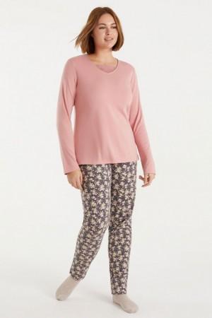 Pijama combinado largo Promise